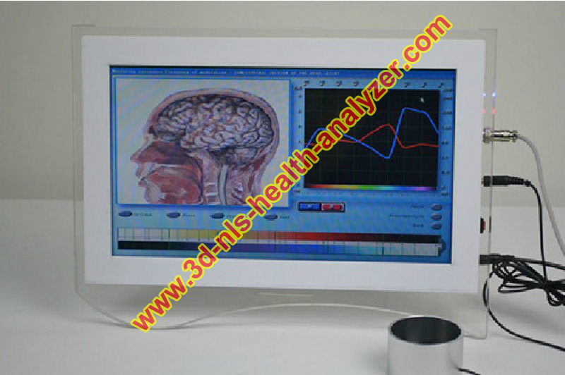 Touch Screen 3D NLS health testing product