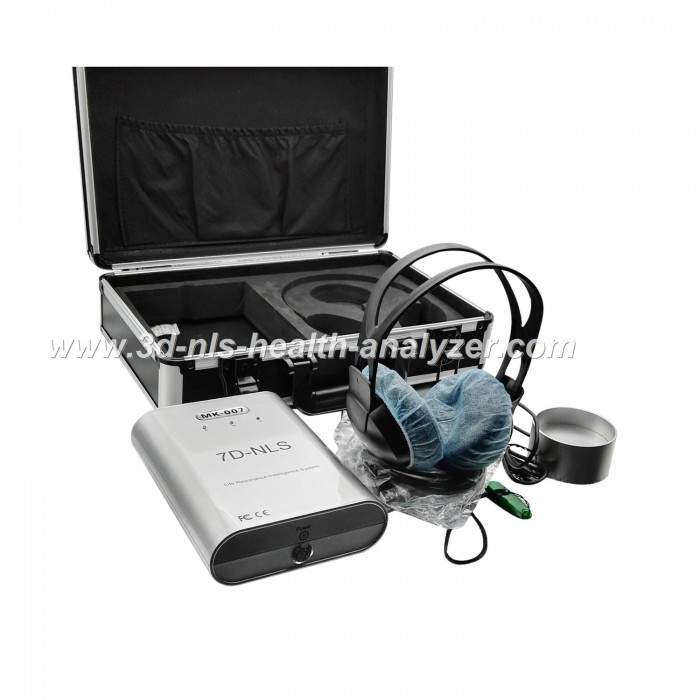 3d nls body analyser