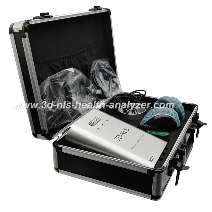 dicom 3d nls health analyzer