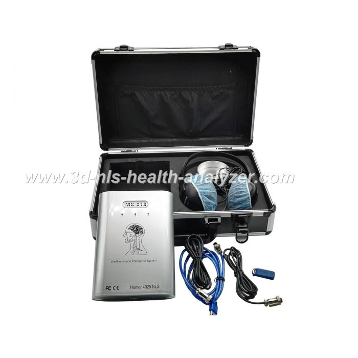 3d nls health analyzer manual