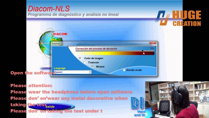 diacom nls software