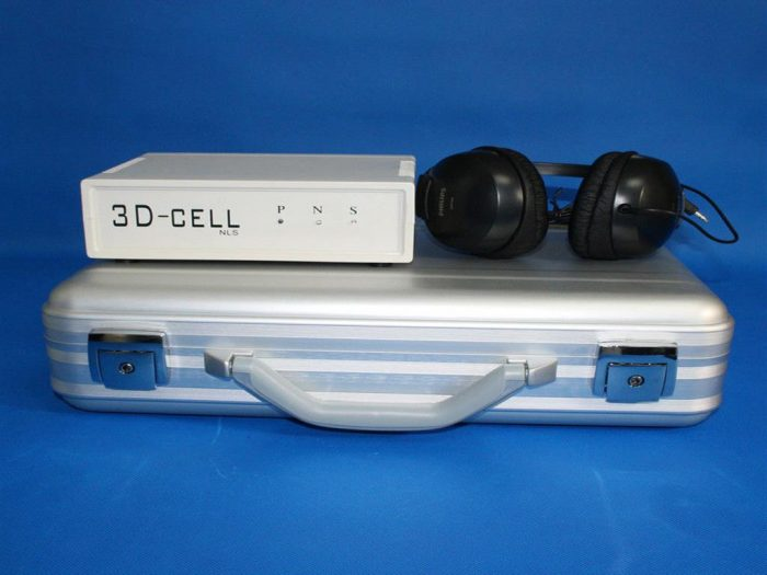 3d nls full body health analyzer