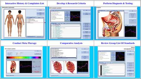 3d cell nls diagnostic and analysis