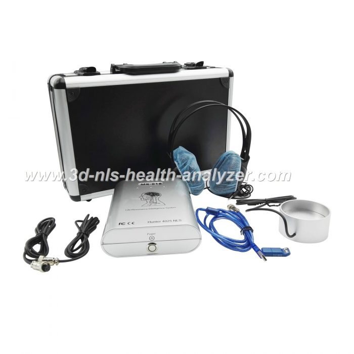 3d nls health analyzer training