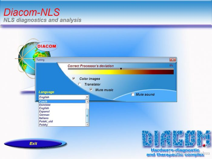 3d nls software