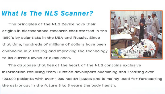 3d nls scan video review