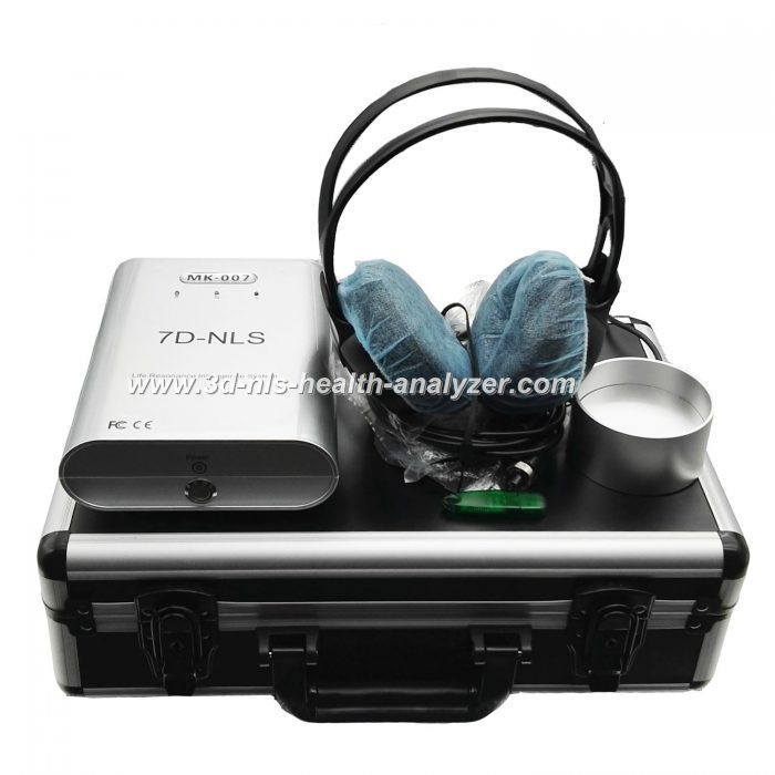 3d-nls quantum analyzer PK 8D NLS Which Better?
